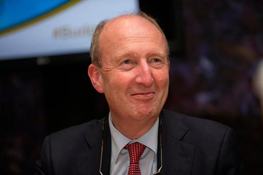 Transport Minister Shane Ross. Photo: Fergal Phillips
