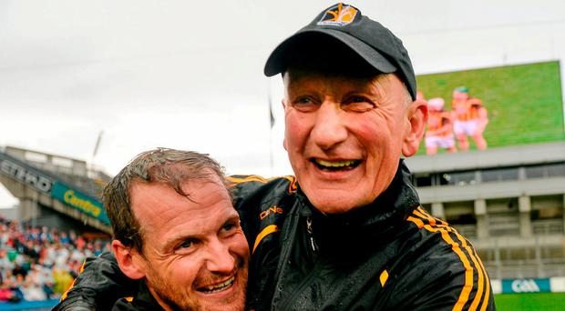 Kilkenny manager Brian Cody. Picture credit: Paul Mohan / SPORTSFILE