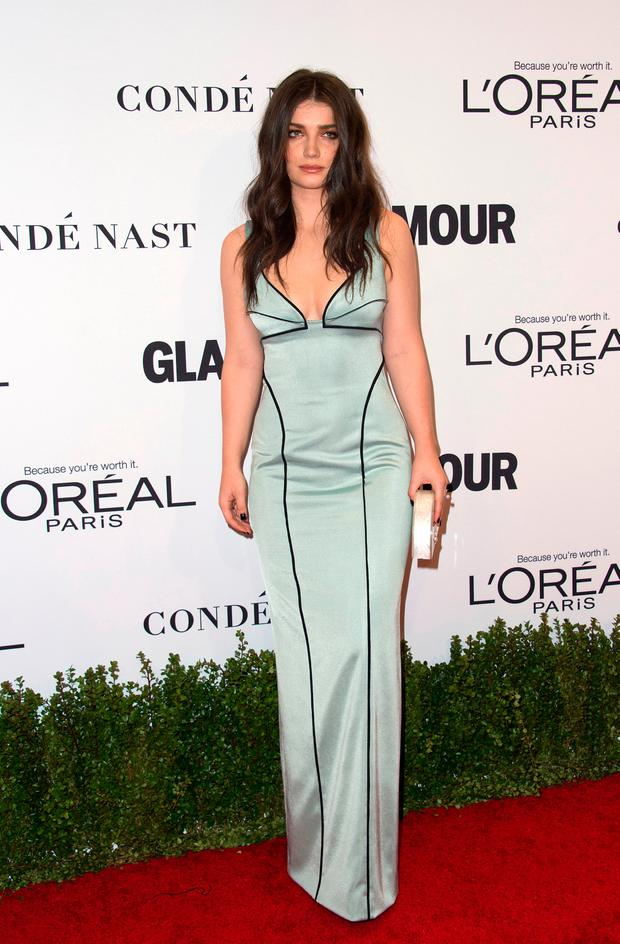 Eve Hewson attends the 2016 the Glamour Women Of The Year Awards in Hollywood, California