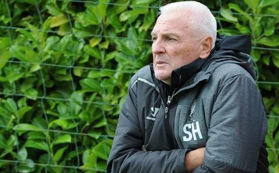 Steve Heighway oversaw the development of the Liverpool Academy before the Irishman left the club in 2007, but the former winger is now back at the club CREDIT: GETTY IMAGES