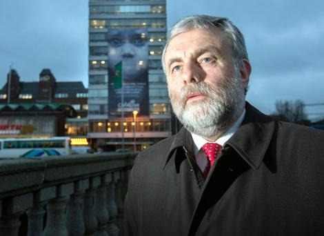 The Government has called Siptu leader Jack O'Connor's bluff over his threats on public sector pay restoration talks. Photo: Tony Gavin