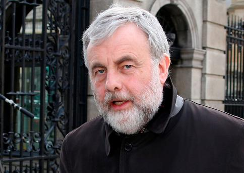 Siptu boss Jack O'Connor has demanded talks on pay restoration or he'll ballot his union's members on strike action. Photo: Tom Burke