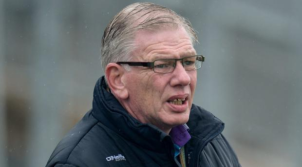 In his statement, Farrell says he next heard from the board on October 25, when Pádraig Boland (pictured) informed him that he would not be reappointed. Picture credit: Matt Browne / SPORTSFILE