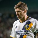 Steven Gerrard: Considers future. Photo by Shaun Clark/Getty Images