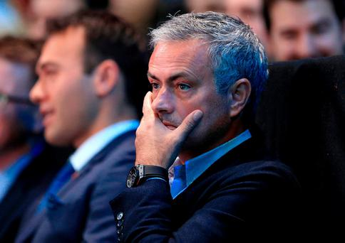 Mourinho has ordered a review of United's medical set-up after being alarmed by the number of injuries the club has suffered in recent years. Photo: Adam Davy/PA Wire
