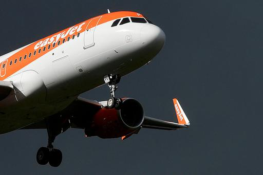 EasyJet is among the companies most affected by the British vote to leave the European Union because about 30pc of its flights are between and within member states other than Britain. Photo: Reuters