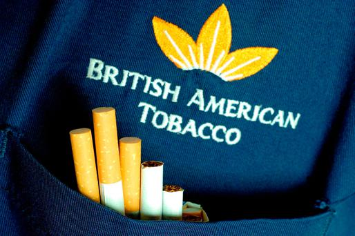 US tobacco firm Reynolds has reportedly rejected a 47 billion US dollar (£38.3 billion) takeover offer by BAT that would have created the world's largest listed tobacco company. Photo: PA