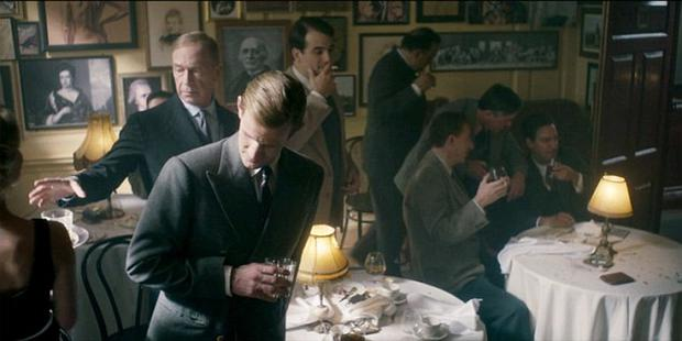 Scenes from Netflix productio 'The Crown' - Episode 6
