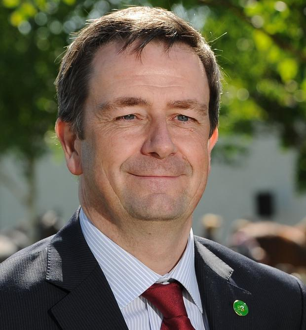 Damian McDonald, CEO Horsesport Ireland, is to take up the role of IFA Director General.