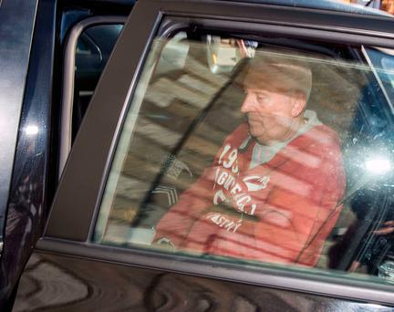 Patrick O'Rourke pictured at Clonakilty Court. Pic Michael Mac Sweeney/Cork Courts