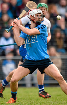 Dublin footballer Cian O'Callaghan hit an incredible 4-3 in their last outing against Laois champions Borris-Kilcotton. Photo: Matt Browne/Sportsfile