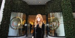 Charlotte Tilbury at Brown Thomas, Grafton Street. Photograph: Leon Farrell / Photocall Ireland