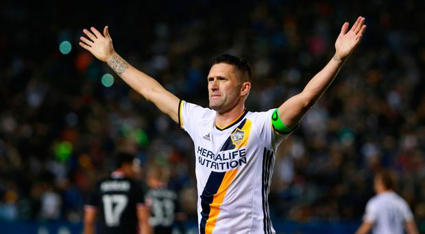 Robbie Keane could be on his way to Preston