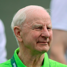 Former OCI president Pat Hickey remains in Brazil Picture: Sportsfile