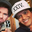 Bruno Mars and Eoghan McDermott