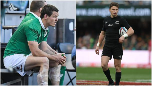 New Zealand gain revenge with 21-9 win over Ireland