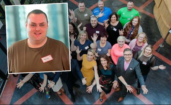 Sean Daly is one of the Operation Transformation hopefuls