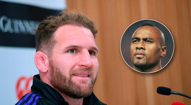 Kieran Read has revealed that part of New Zealand's motivation this week is honouring the memory of Jonah Lomu