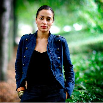 Zadie Smith, who has won numerous literary awards, is the author of the ambitious and exuberant new novel 'Swing Time'. Photo: David Conachy