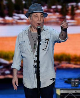 He knows he is running out of time, but Paul Simon is working on that