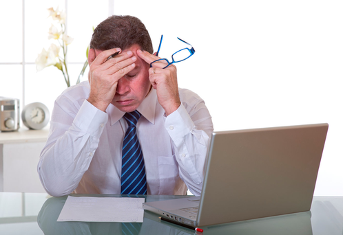 Our series will focus on strategies to manage stress and anxiety Photo: Depositphotos