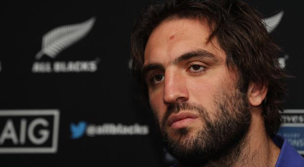 New Zealand's set-piece will improve with Sam Whitelock, pictured, back in the engine room (Photo by Steve Haag/Getty Images)