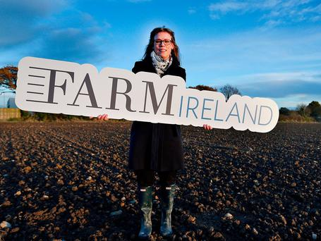 TEAM LEADER: FarmIreland editor Margaret Donnelly. Photo: Steve Humphreys