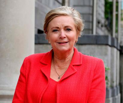 Tanaiste Frances Fitzgerald. Photo: Tom Burke