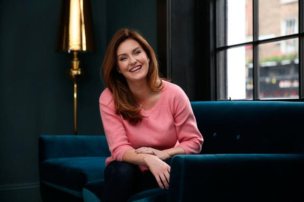 Mairead Ronan photographed for Weekend Magazine. Picture: Fran Veale/Weekend Magazine