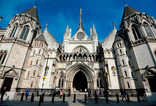 The terminally ill 14-year-old girl who wanted her body to be frozen in the hope that she could be brought back to life won a historic legal fight at the High Court shortly before dying. Photo: Andrew Matthews/PA Wire