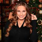 Sam Faiers at the third birthday of Ceira Lambert's Hair Consultancy at House in Leeson Street, Dublin. Picture: Brian McEvoy