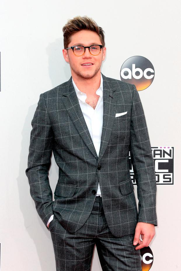 Recording artist Niall Horan attends the 2016 American Music Awards at Microsoft Theater on November 20, 2016 in Los Angeles, California. (Photo by Frederick M. Brown/Getty Images)