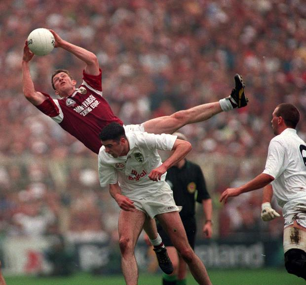 The mark has been introduced to gaelic football
