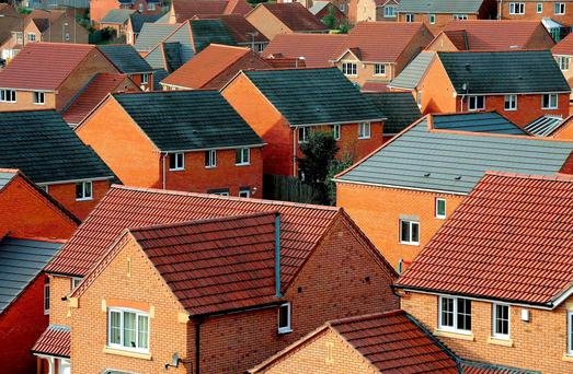 House prices continue to soar out of the reach of many (Stock picture)