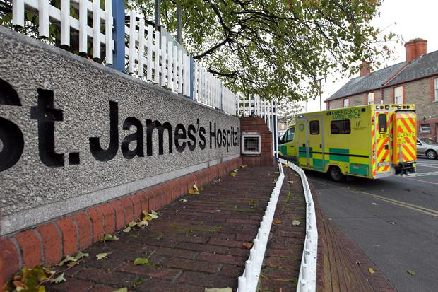 It is understood that the victim, who is in his 20s, needed intensive treatment in St James's Hospital.