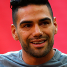 Radamel Falcao has been prolific for Monaco this season Photo: Paul Gilham/Getty Images