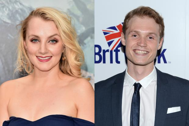 Evanna Lynch and Robbie Jarvis have split.