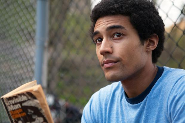 Devon Terrell as Barack Obama in Barry. Pic: Netflix