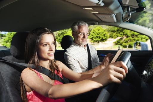 Driving instructors say young drivers are picking up bad habits. Photo: Getty Images.