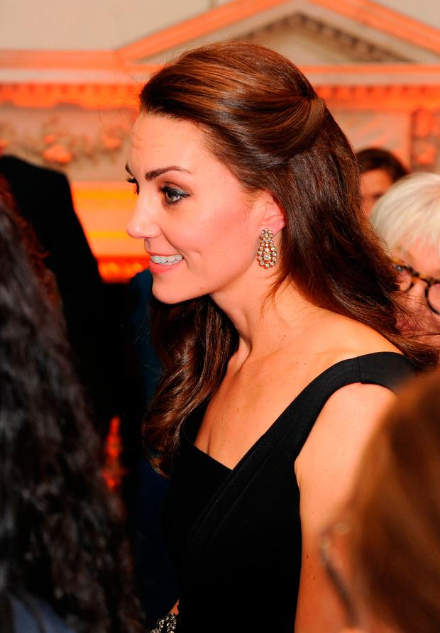The Duchess of Cambridge attends the Place2Be Wellbeing in Schools Awards at Mansion House in London.