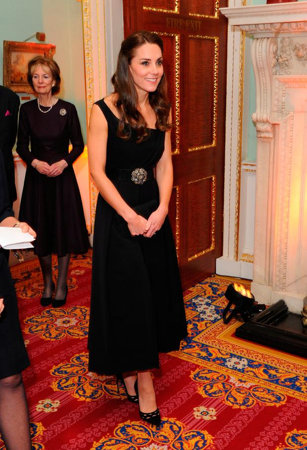 Catherine, Duchess of Cambridge, attends Place2Be Wellbeing in Schools Awards at Mansion House in London, Britain November 22, 2016 REUTERS/Eamonn M. McCormack/Pool