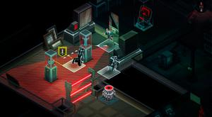 Invisible Inc for iOS