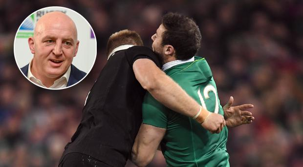 Test against Ireland will be the toughest challenge this November - Moore