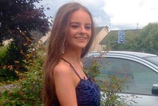 Maynooth law student Kym Owens suffered severe injuries