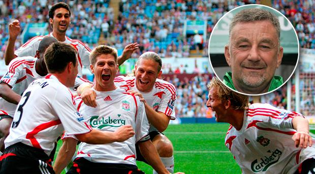 John Aldridge believes Steven Gerrard may be the best player to ever play for Liverpool