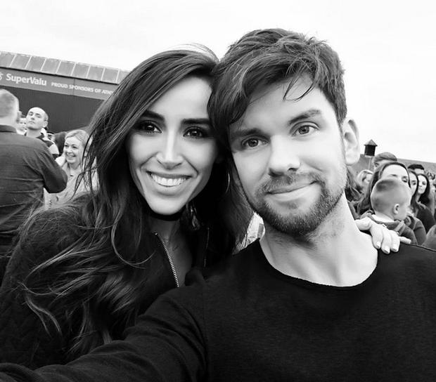 Eoghan McDermott shared this picture with his new girlfriend Aoife on Instagram
