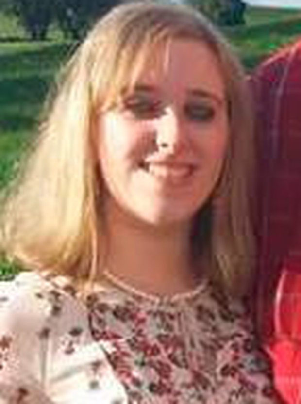 Victims Louise (pictured) and Geraldine Clancy survived the initial impact but were trapped in their overturned car and drowned