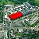 The position of the new National Maternity Hospital on the St Vincent's campus