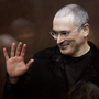 Money: Mikhail Khodorkovsky Photo: REUTERS/Denis Sinyakov/Files