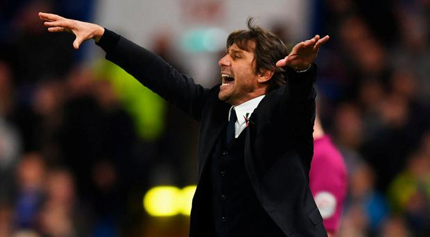 Chelsea manager Antonio Conte. Photo: Darren Walsh/Chelsea FC via Getty Images